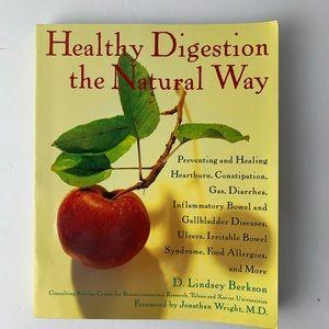D Lindsey Berkson Healthy Digestion Book